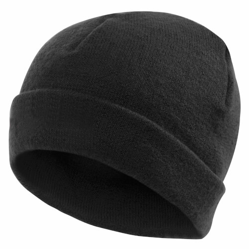 Woolpower Cap 400g black