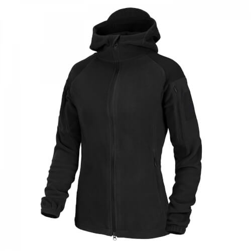 Helikon-Tex Women's CUMULUS Jacket - Heavy Fleece black