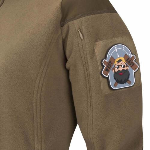 Helikon-Tex Women's CUMULUS Jacket - Heavy Fleece black