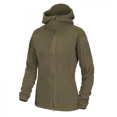 Helikon-Tex Women's CUMULUS Jacket - Heavy Fleece taiga green