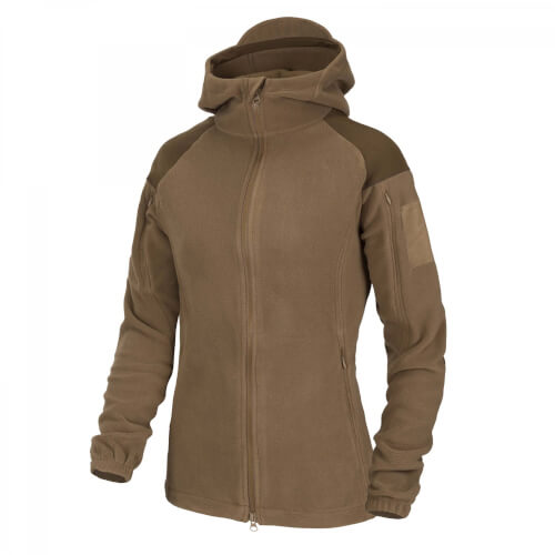 Helikon-Tex Women's CUMULUS Jacket - Heavy Fleece coyote