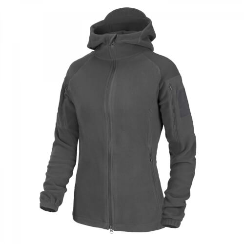 Helikon-Tex Women's CUMULUS Jacket - Heavy Fleece shadow grey