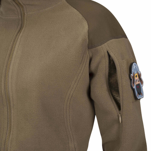 Helikon-Tex Women's CUMULUS Jacket - Heavy Fleece shadow grey
