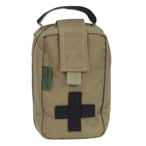 Warrior Elite Ops Personal Medic Rip Off Pouch coyote