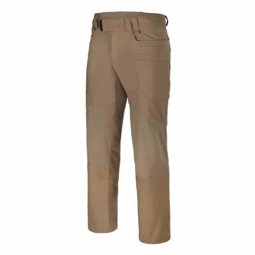 Helikon-Tex Hybrid Tactical Pants - PolyCotton Ripstop mud brown