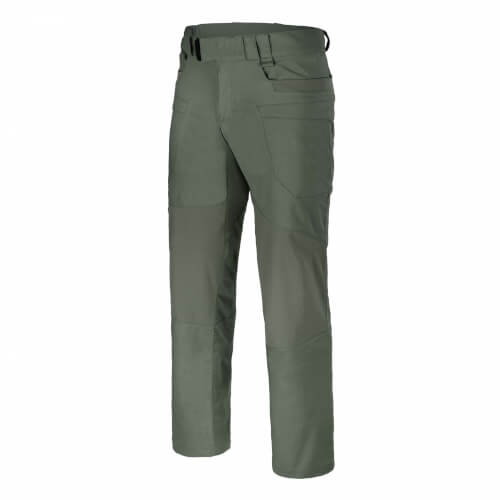Helikon-Tex Hybrid Tactical Pants - PolyCotton Ripstop olive drab