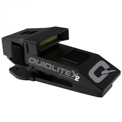 QuiqLite X2 Tactical White