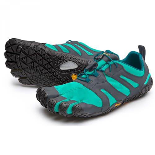 Vibram Fivefingers V-Trail 2.0 Damen Blue/Green