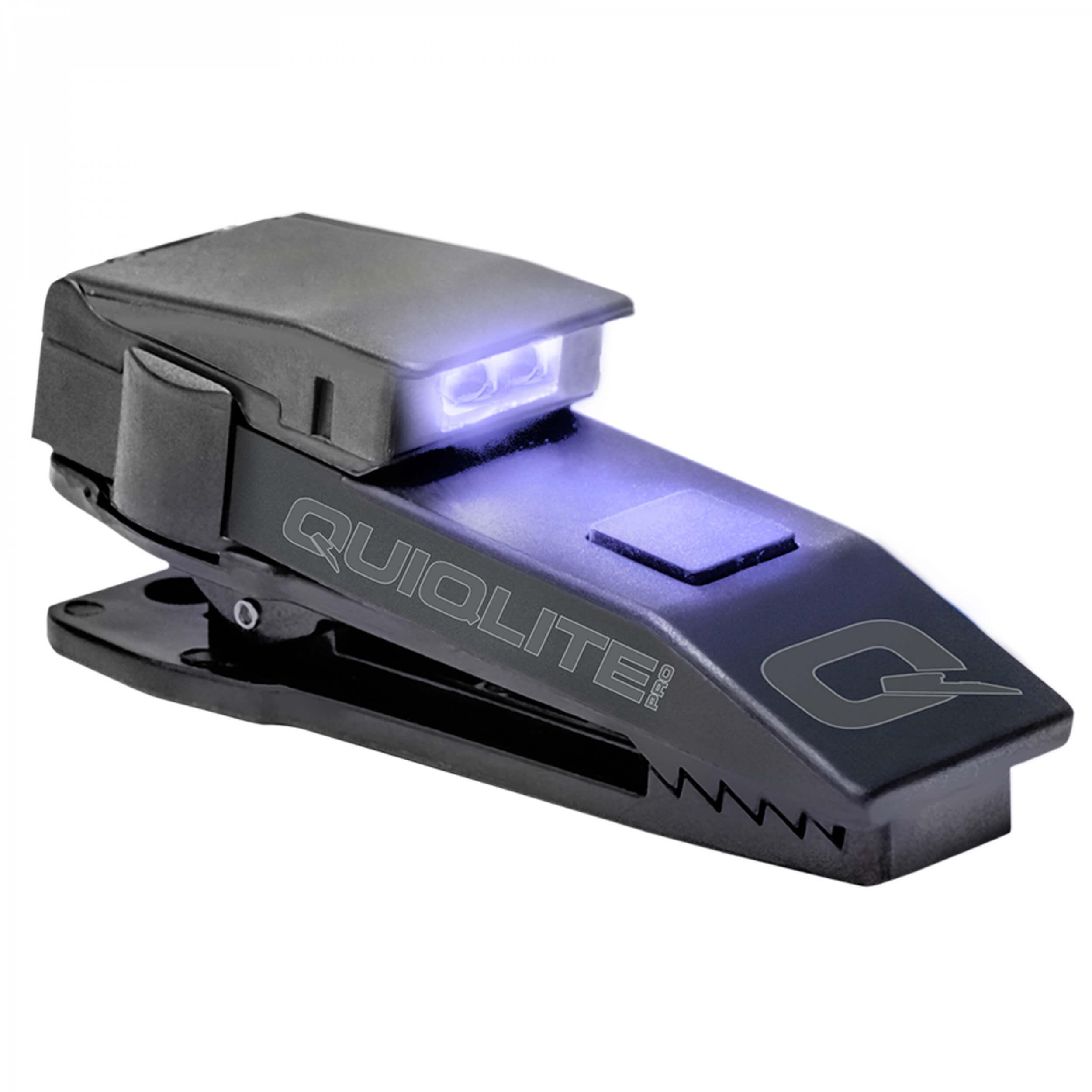 QuiqLite Pro LED Ultraviolet/Weiß, inkl. Diffusoraufsatz XFLARE