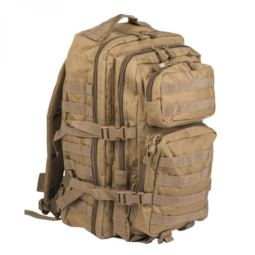Mil-Tec US Assault Pack LG Coyote