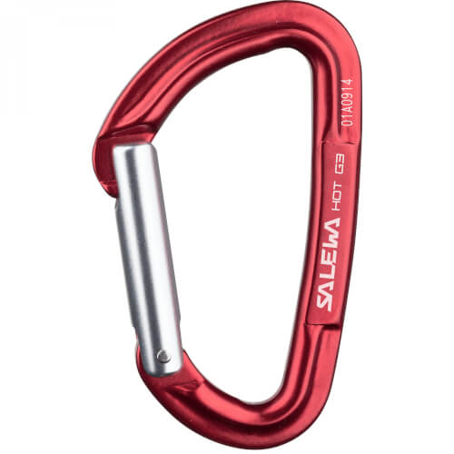 Salewa Karabiner 'HOT G3' straight