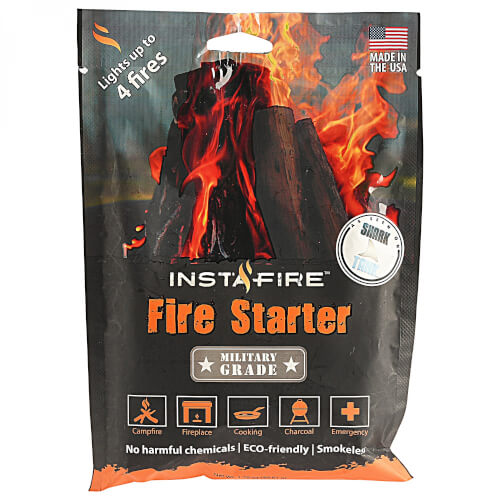 Instafire Fire Starter Military Grade