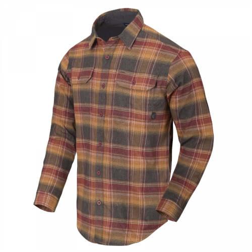 Helikon-Tex GreyMan Shirt amber plaid