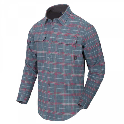 Helikon-Tex GreyMan Shirt graphite plaid