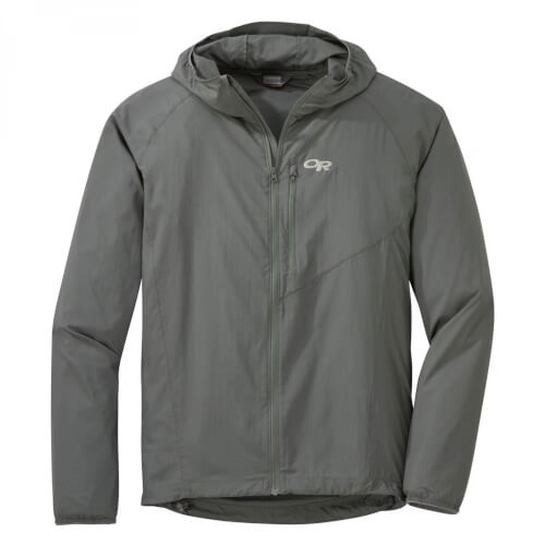 Outdoor Research Men`s Prevail Hooded Jacket grey