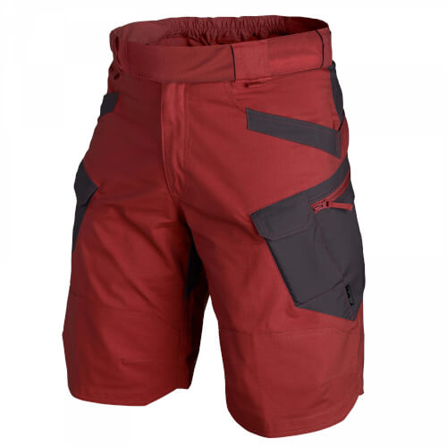 Helikon-Tex Urban Tactical Shorts 11'' - PolyCotton Ripstop crimson sky/ash grey