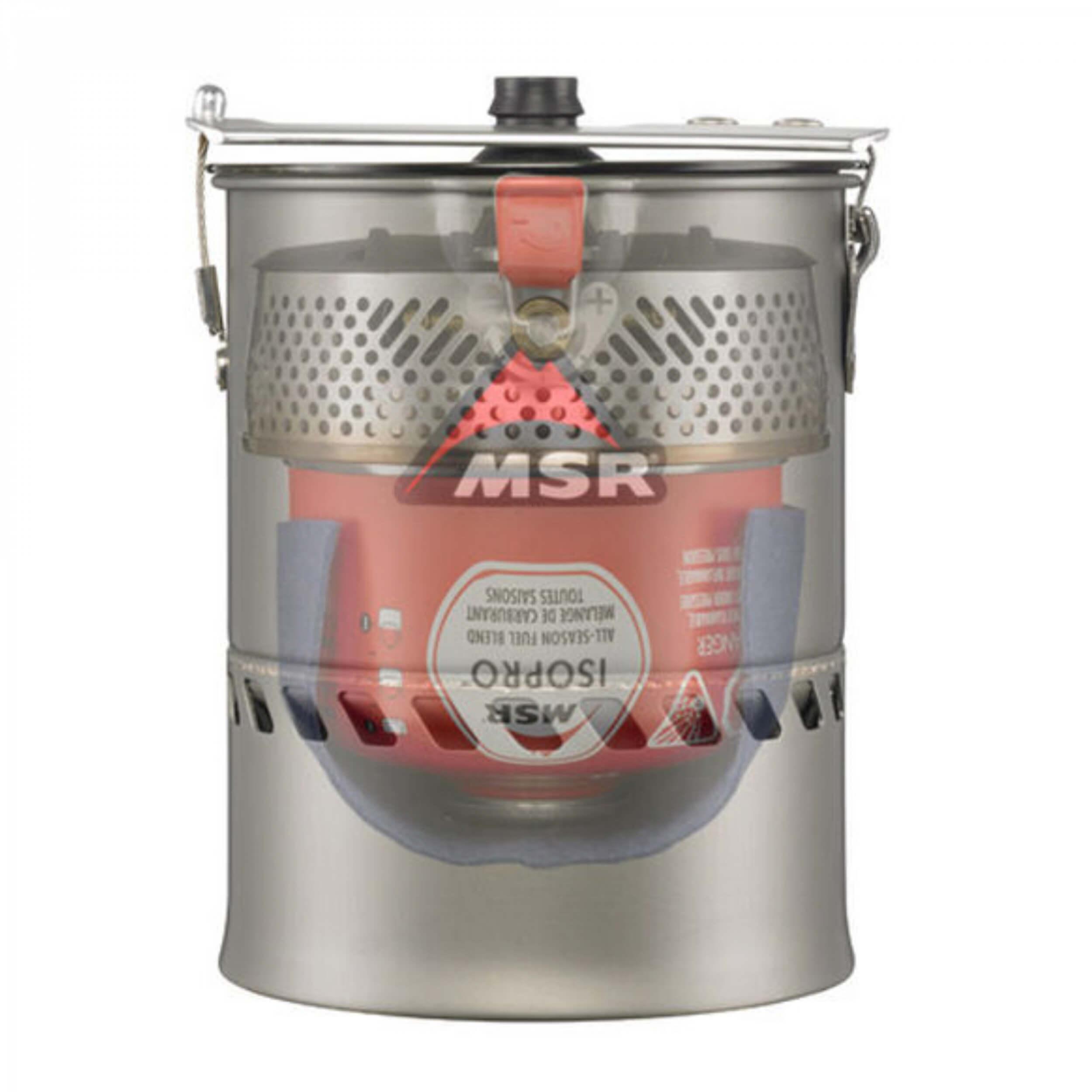 MSR Reactor Stove System 1.0l