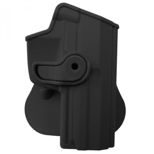 IMI Holster Z1140, H&K P8 Holster für Rechtsschützen black