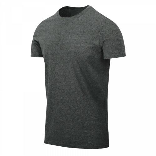 Helikon-Tex T-Shirt Slim - Melange Black-Grey