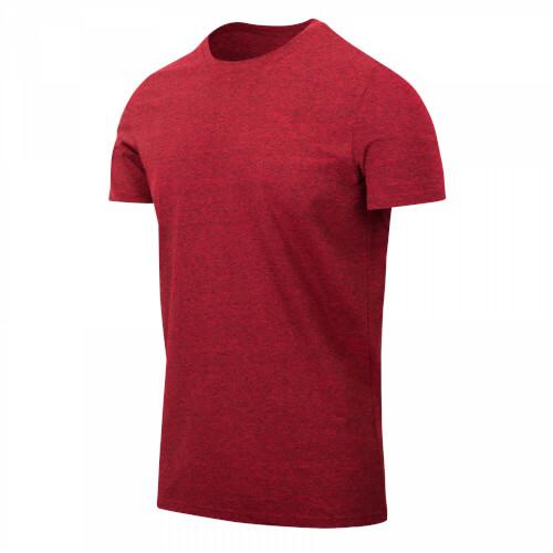 Helikon-Tex T-Shirt Slim - Melange Red