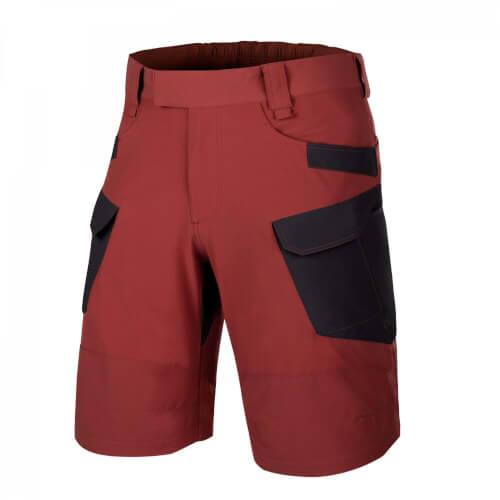 "Helikon-Tex OTS (Outdoor Tactical Shorts) 11"" - VersaStretch Lite Crimson Sky/ Black"