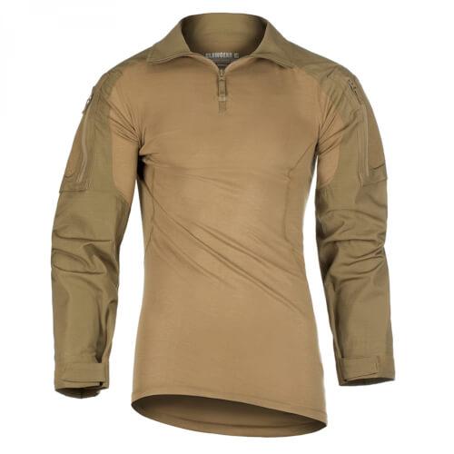 Clawgear Operator Combat Shirt coyote