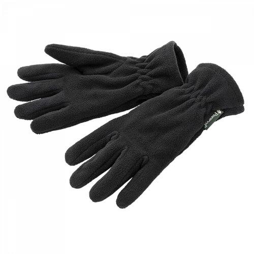 Pinewood Samuel Fleece Handschuh Schwarz B-WARE