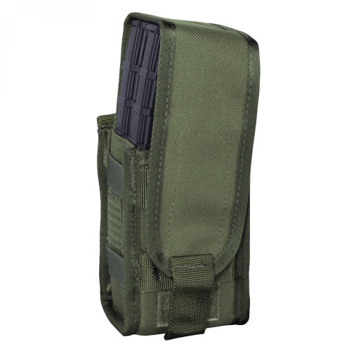 75Tactical Doppel Magazintasche MX15/2 oliv