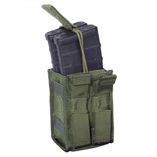 75Tactical Doppel Magazintasche MX15/2 oliv