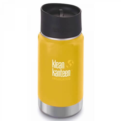 Klean Kanteen Wide Vacuum Insulated mit Café Cap 2.0 LC B-WARE
