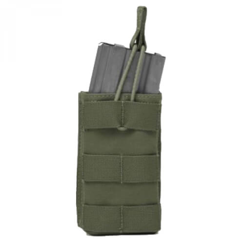 Warrior One Open Mag Pouch M4/AR15 oliv