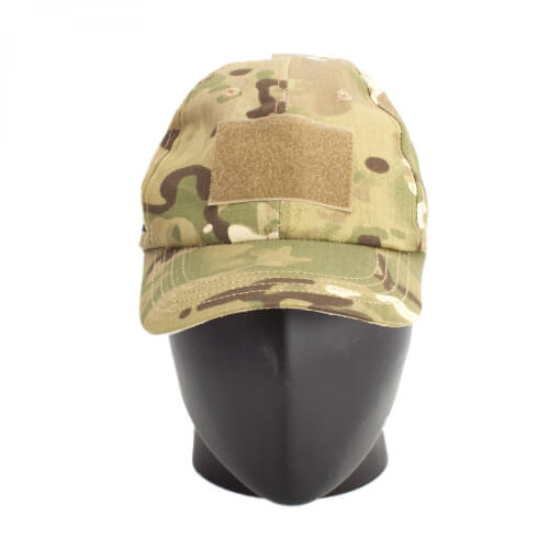 Oberland Gear Base Cap 4 Velcro multicam
