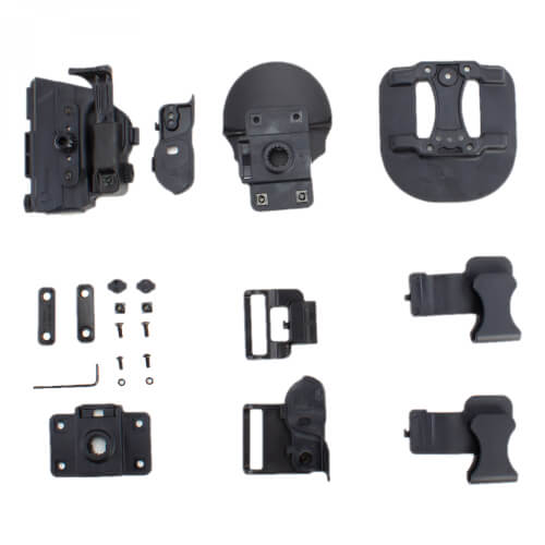 Alien Gear ShapeShift 4.0 IWB Holster Core Carry Pack S&W M&P Shield 9 schwarz