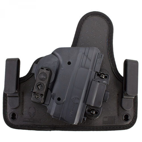 Alien Gear ShapeShift 4.0 IWB Holster S&W M&P Shield 9 schwarz