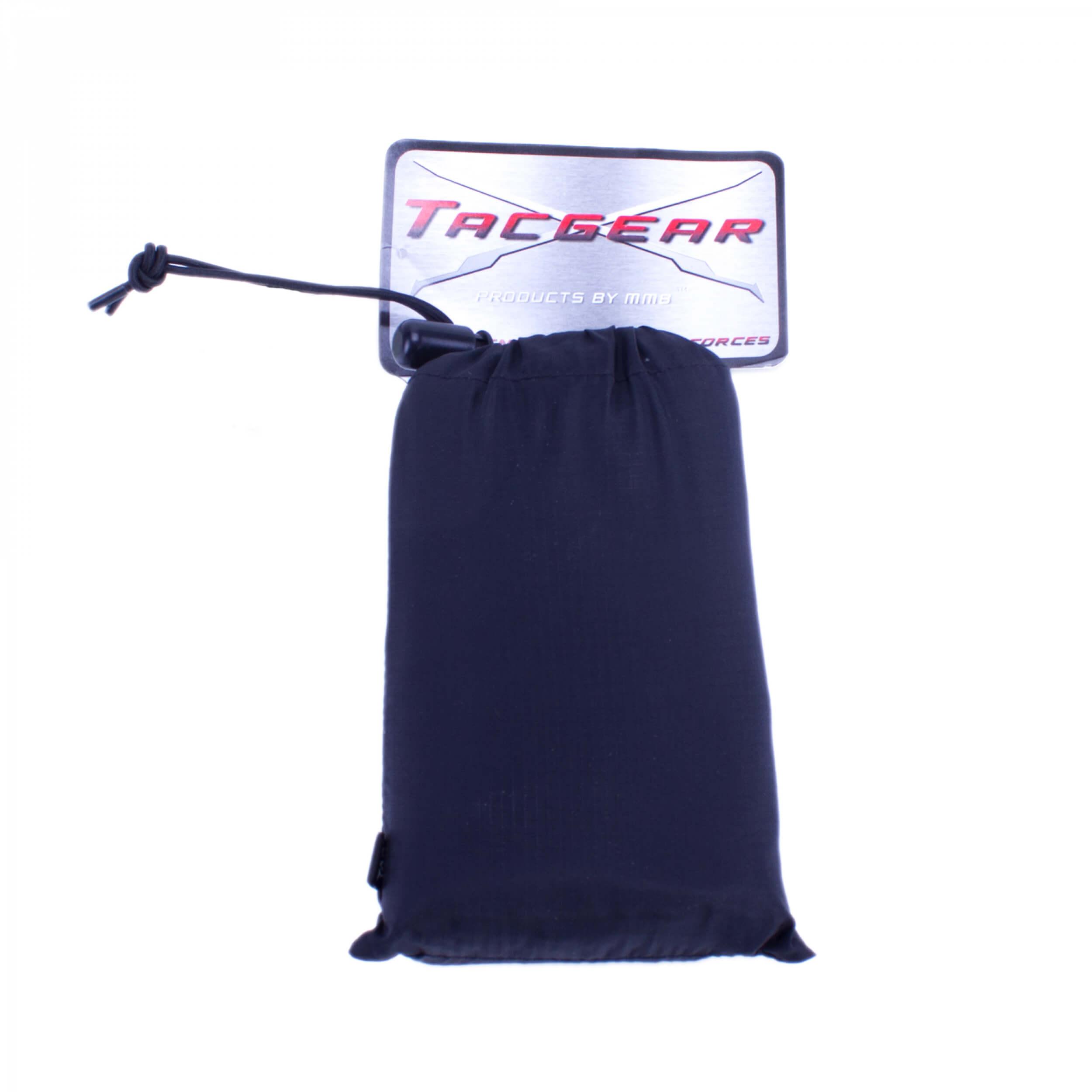 Tacgear Windshirt schwarz