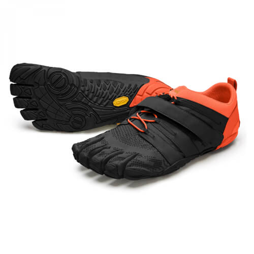 Vibram Fivefingers V-Train 2.0 Black/Orange