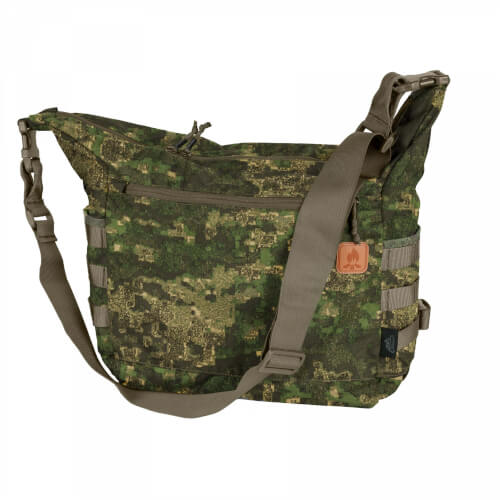 Helikon-Tex Bushcraft Satchel Bag - Cordura PenCott WildWood