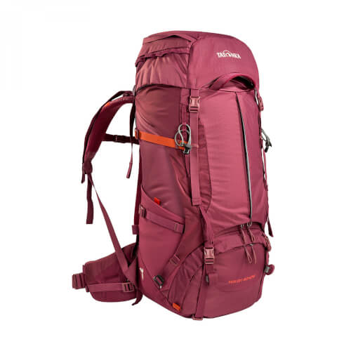 Tatonka Yukon 50+10 Women bordeaux-red