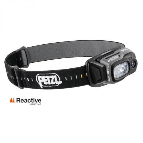 Petzl Swift RL Pro 900 Lumen schwarz
