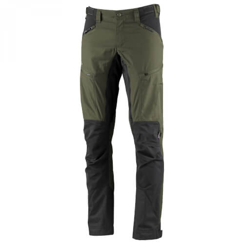 Lundhags Makke Pant Short forest green