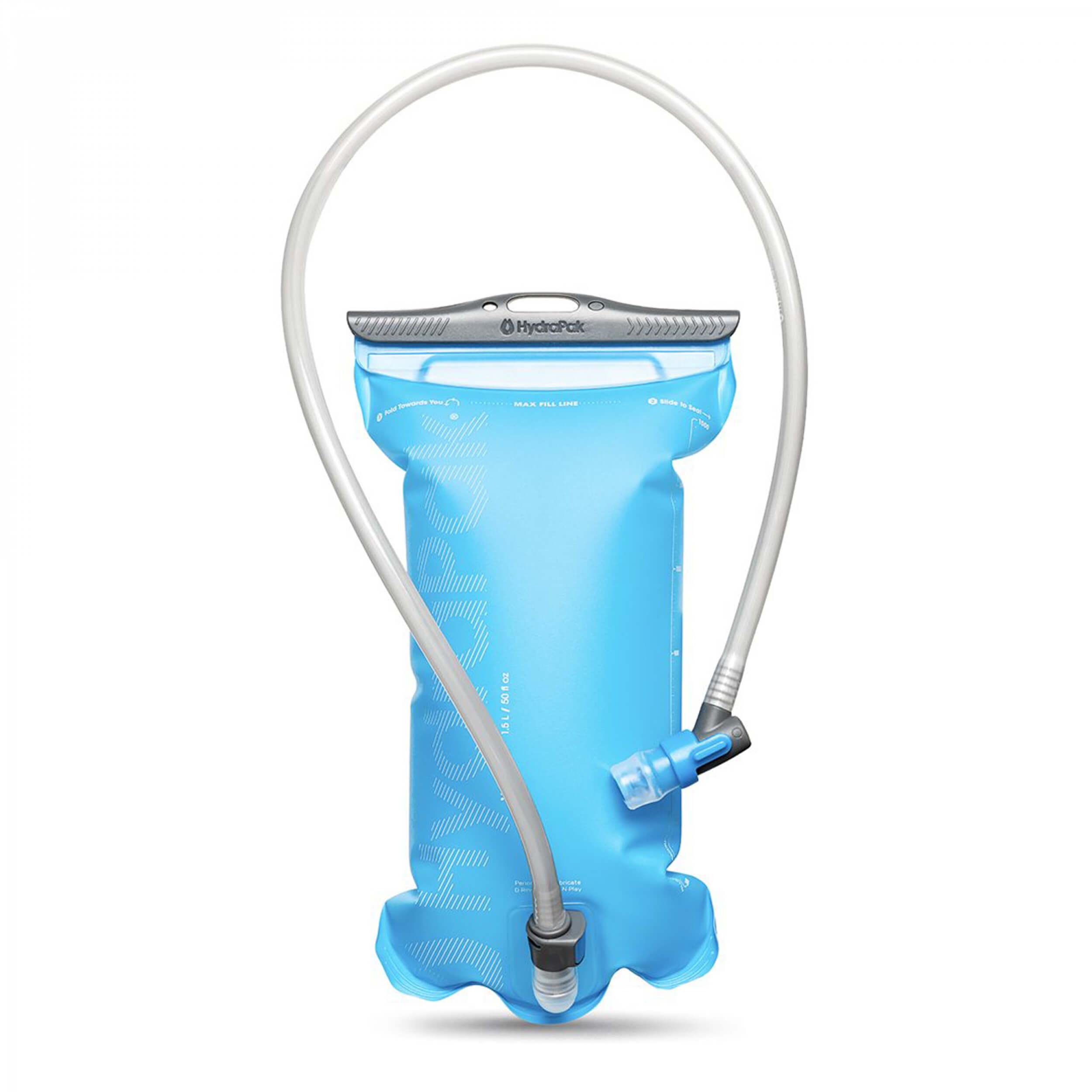 Hydrapak Velocity 1,5L Reservoir malibu blue