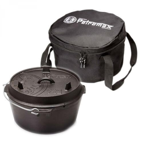 Petromax Feuertopf Set mit Transporttasche