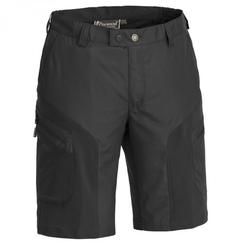Pinewood Wildmark Stretch Shorts schwarz