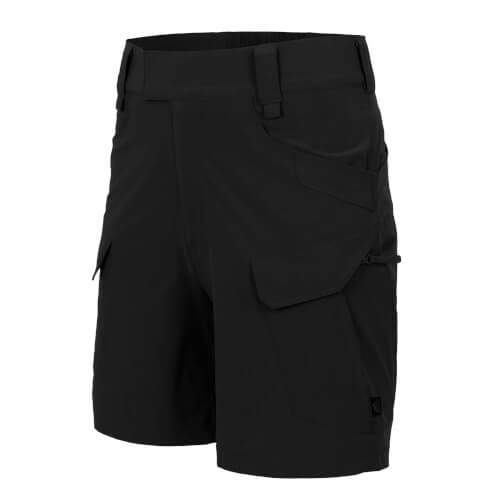 Helikon-Tex OTUS (Outdoor Tactical Ultra Shorts) - VersaStretch lite black