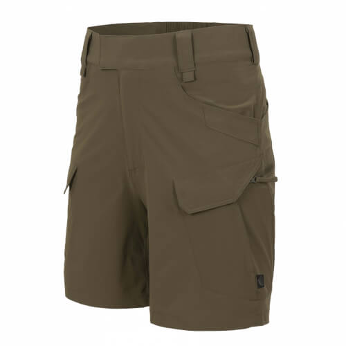 Helikon-Tex OTUS (Outdoor Tactical Ultra Shorts) - VersaStretch lite taiga-green
