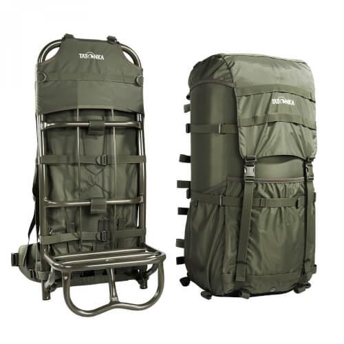 Tatonka Lastenkraxe mit 80 Liter Packsack Bundle