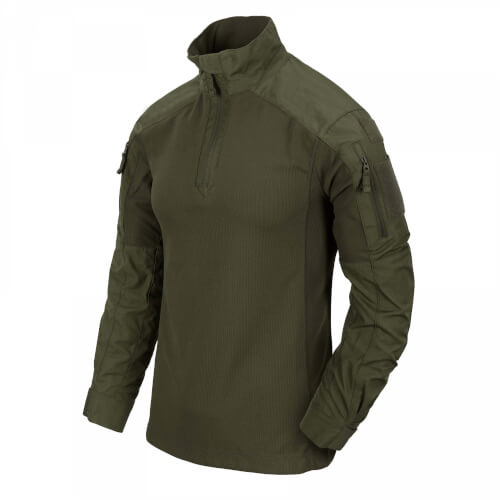Helikon-Tex MCDU Combat Shirt - NyCo Ripstop olive green