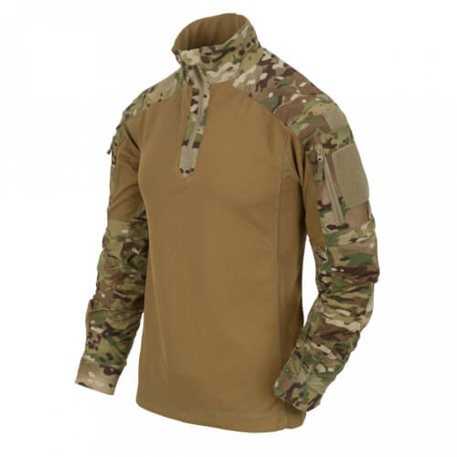 Helikon-Tex MCDU Combat Shirt - NyCo Ripstop multicam