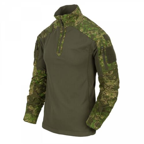 Helikon-Tex MCDU Combat Shirt - NyCo Ripstop PenCott WildWood