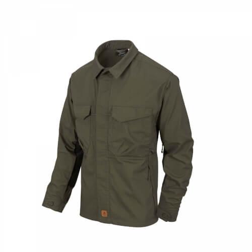 Helikon-Tex WOODSMAN Shirt - taiga green /black
